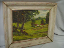 Edmund George Froese, Oil Painting On Canvas, American. Twenrieth-Century, 1940s