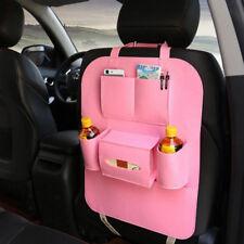 AUTO ACCESSORY Car Seat Back Multi-Pocket Hanging Holder Storage Bag Organizer