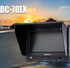 "7"" VILTROX DC-70EX Professional TFT Screen  Video Monitor for DSLR Camera"