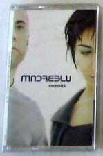 MADREBLU - NECESSITA' - Musicassetta Sigillata MC K7