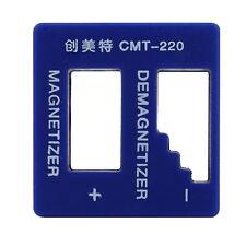 Magnetizer Demagnetizer Magnetic Pick Up Tool Screwdriver Tips Screw  JR