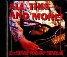 AA.VV. (Avvoltoi Malavida Stab Ugly Things...) All This and More CD NEAR MINT