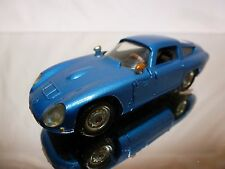POLITOYS-M 516 ALFA ROMEO GIULIA TZ  - BLUE 1:43 - GOOD CONDITION