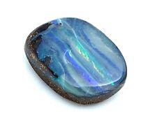 Queensland Boulder Opal 9.5 ct Australian Natural Unset Stone - QBLD130-08