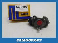 Cylinder Brake Wheel Brake Cylinder Metelli Citroen Berlingo PEUGEOT Partner