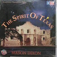 Country Sealed Lp Mason Dixon The Spirit Of Texas On Nlt