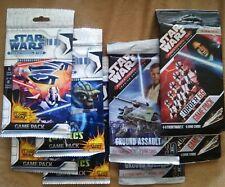STAR WARS POCKETMODEL TCG LOT 2 Order 66 2 Tactics 2 Ground Assault 2 Clone Wars