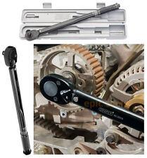 Draper Noir 64535 1.3cm Carré Micromètre Clé à cliquet réversible CLÉ