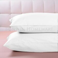 Cotton Sateen Patternless Pillow Cases