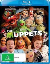 The Muppets - Blu-ray, 2012 (NEW & SEALED) RB