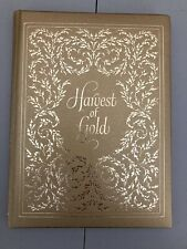 Harvest of Gold (1973, Hardcover)