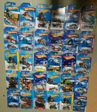 30 Hot Wheels Motorcycle Lot Trike Off-road BMW Custom Bike Mattel Moto moc BP