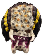 Adult Predators Vinyl Halloween three Quarters Mask. One Size