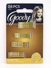 GOODY COLOUR COLLECTION BLONDE MINI BOBBIES - 26 PCS. (15502)