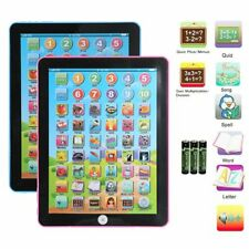Kid Boys Girls Educational Tablet Learning Toys Pad Gift Baby Children Pink USA