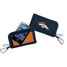 Denver Broncos Purse Clutch Bag Cell Phone Wallet Womens Ladies Girls Closeout