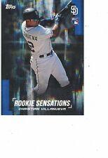 2018 Topps On Demand Rookie Sensations #28 Christian Villanueva San Diego Padres