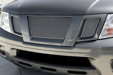 Grille-S GRILLCRAFT NIS1529S fits 2009 Nissan Frontier
