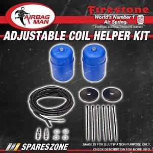 Airbag Man Air Suspension Coil Spring Helper Kit Rear for HOLDEN TORANA LH LX UC
