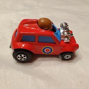 Matchbox Superfast 1975 MB14 Mini Ha Ha Red Near-Mint