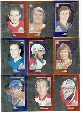 34 different 2013-14 ITG In The Game Lord Stanley's Mug Hockey Base Card Lot