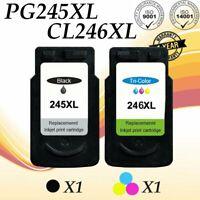 3x PG-245XL 1x CL-246XL Ink Cartridge for Canon PIXMA IP2820 MG2920 MX490 MX492