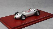 Truescale Porsche 718 F2 Nurburgring Winner 1960 Jo Bonnier TSM114308 1/43 NEW