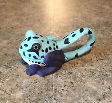 Lifelight Animal Carabiner Flashlight - Blue Frog Cute Animal Keychain Lights