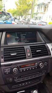 BMW E70 E71 X5 X6 CIC PRO RETROFIT.+ BLUETOOTH AUDIO COMBOX RETROFIT.