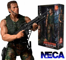 NECA PREDATOR 1987 DUTCH JUNGLE PATROL 1:4 SCALE BIG ENORME!! NEW!! OFFERTA!!!