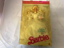 Wedding Fantasy Barbie Doll #2125 NEVER OUT OF THE BOX 1989 Mattel,