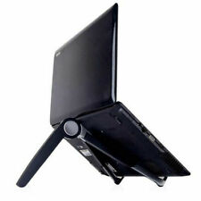 Laptop Mount Stand Holder Pad Tripod Folding Black Universal for MacBook iPad