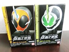 Masker Masked World 01 Kamen Rider Ghost Oredamasi 02 Necrome Set New F/S Japan