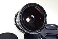 RARE ZEBRA CARL ZEISS JENA FLEKTOGON 50mm f/4 Wide Angle Pentacon SIX mount EXC
