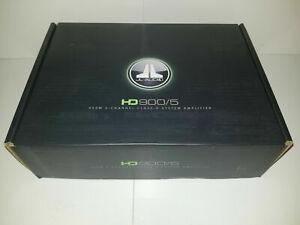 JL AUDIO HD900/5 AMPLIFIER 5-CHANNEL 900 WATTS RMS CLASS D FREE SHIPPING