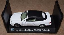 MERCEDES-BENZ CLK 320 Cabriolet. CARARAMA TM. HONGWELL. 1:43. Perfect Condition.