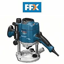 Bosch GOF 1250 CE 110v Professional Router in L-boxx and Parallel Guides Cheap