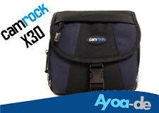 Kameratasche City X30 f. Nikon D60 D50 D40X P500 P100 L100 L120 8700 8400 8800