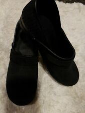 Sanita 38 Black Clogs Made In Poland Professional SHOES