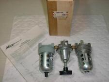 New listing Milton Industries Filter Regulator Lubricator 1100 New