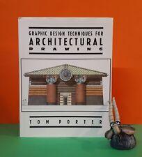 T Porter: Graphic Design Techniques for Architectural Drawing/art/architecture