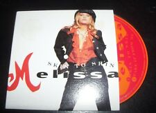 Melissa Tkautz Skin To Skin Australian Card Sleeve CD Single