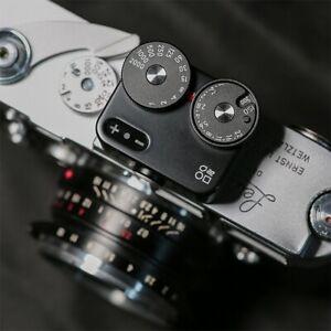 DOOMO Meter D Hot Shoe Light Meter For Dual Lens Reflex Camera 120/135 Leica tps