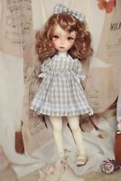 1/6 BJD Doll Girl Free eyes and FaceUp Resin Figures