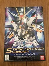 Strike Freedom Gundam Seed Destiny Bandai 2006 Plastic Model