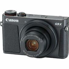 Canon PowerShot G9X Mark II 20.1 MP Digital Camera (FACTORY REFURB, WARRANTY)