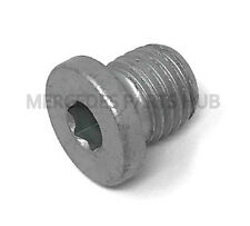 Genuine Mercedes-Benz Drain Plug 000908-012009