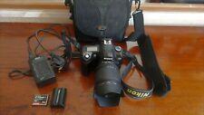Nikon D70 6.1MP Digital SLR Camera with Nikkor 18-135mm Lens & Bag
