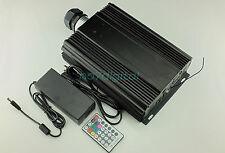 Professtional led fiber optic light source RGB DMX512+RF+platform control 90W