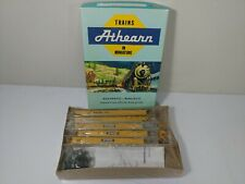 Athearn 5912 TTX Gunderson MAXI - III Container Well Cars - 5 Car Set sealed